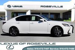 2016_Lexus_GS_350_ Roseville CA