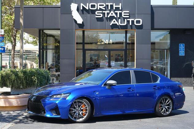 2016_Lexus_GS F__ Walnut Creek CA