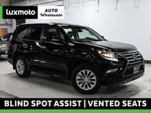 2016_Lexus_GX 460_4WD 3rd Row 30k Mi Blind Spot Assist Vented Seats_ Portland OR