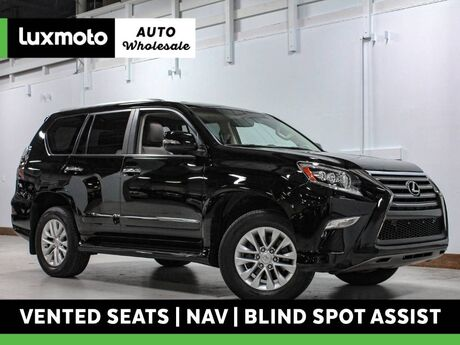 2016 Lexus GX 460 4WD 3rd Row Nav Blind Spot Assist Vented Seats Portland OR