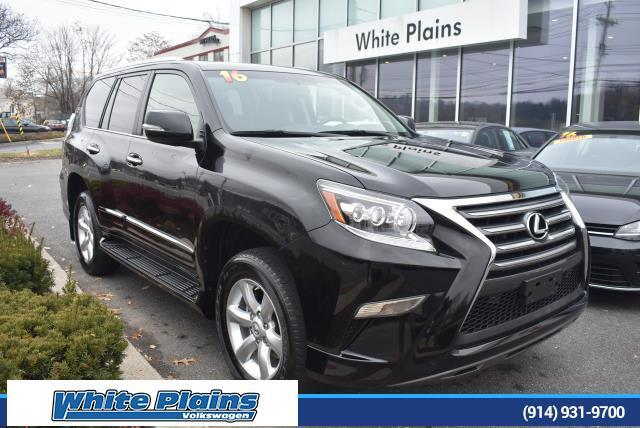 2016 Lexus GX 460 4WD 4dr White Plains NY