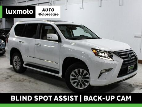 2016 Lexus GX 460 4WD Htd & Cooled Seats Back-Up Cam 3rd Row Nav Portland OR