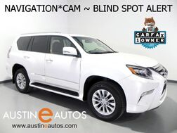 2016_Lexus_GX 460 4WD_*NAVIGATION, BACKUP-CAMERA, BLIND SPORT ALERT, LEATHER, MOONROOF, CLIMATE SEATS, BLUETOOTH PHONE & AUDIO_ Round Rock TX