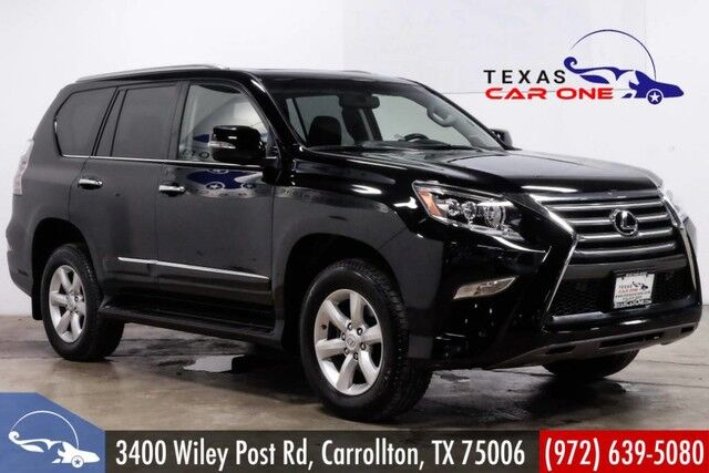 2016 Lexus GX 460 4WD NAVIGATION BLIND SPOT MONITORING SUNROOF LEATHER BACKUP CAMERA Carrollton TX