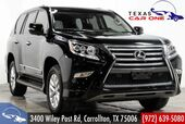 2016 Lexus GX 460 4WD PREMIUM NAVIGATION PACKAGE BLIND SPOT MONITORING INTUITIVE P
