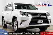 2016 Lexus GX 460 4WD PREMIUM NAVIGATION PACKAGE BLIND SPOT MONITORING INTUITIVE PARKING ASSIST