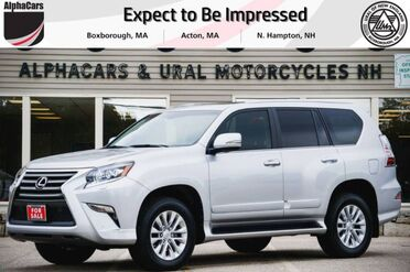2016_Lexus_GX 460_4x4_ Boxborough MA