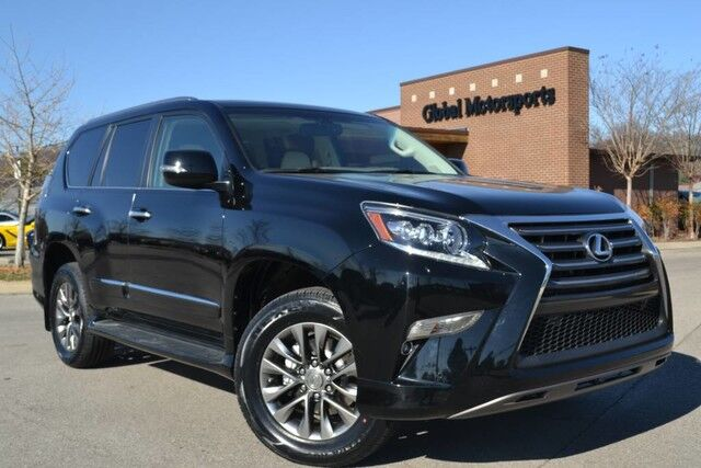 2016 Lexus GX 460 Luxury/$62,155 MSRP/New Tires/Heated Cooled Seats/Rear Entertainment/PWR 3-rd Row/Blind Spot/Mark Levinson Surround Sound Nashville TN