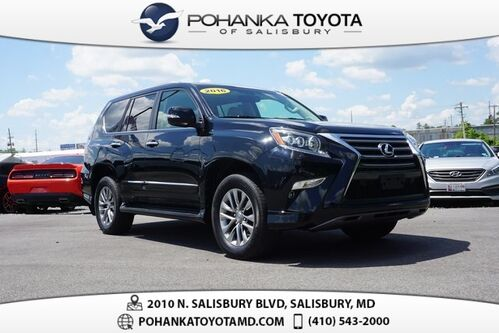 2016_Lexus_GX_460 Luxury_ Salisbury MD