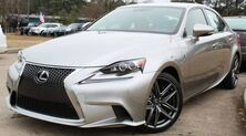 Lexus IS 200t ** F SPORT ** - w/ BACK UP CAMERA & RED LEATHER SEATS 2016