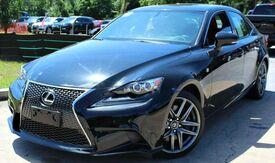 2016_Lexus_IS 200t_** F SPORT PACKAGE ** - w/ NAVIGATION & RED LEATHER SEATS_ Lilburn GA