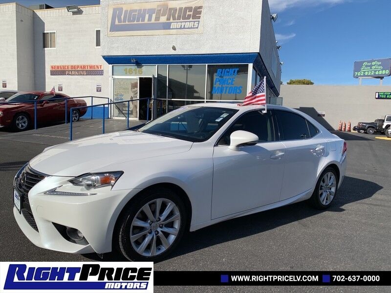 2016 Lexus IS 200t Las Vegas NV