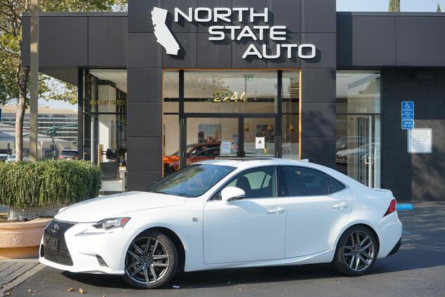 2016_Lexus_IS 200t__ Walnut Creek CA
