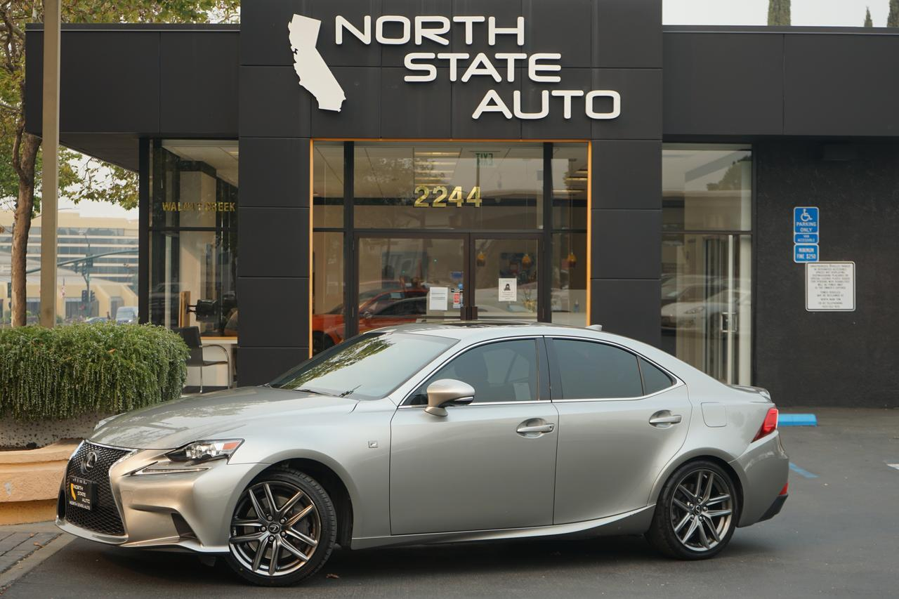 2016 Lexus IS 200t  Walnut Creek CA