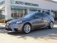 Lexus IS 200t 2.5L 6CYL AUTOMATIC, BLUETOOTH CONNECTION, SUNROOF, XM RADIO, BACK-UP CAMERA, HID HEADLIGHTS, L 2016