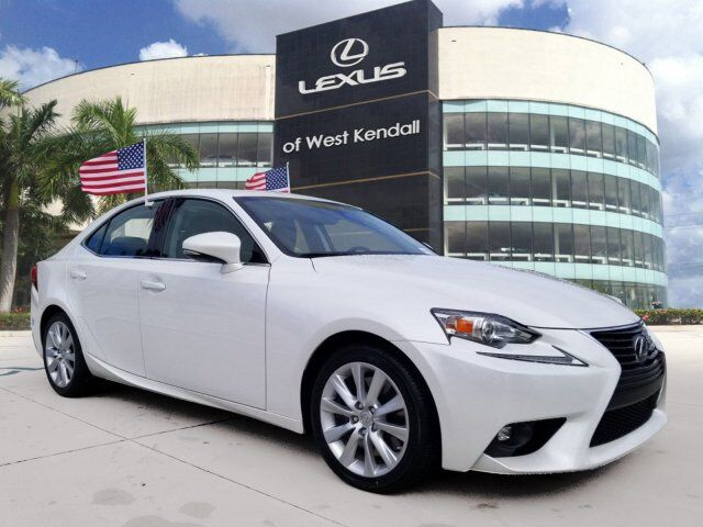 2016_Lexus_IS 200t_200t_ Miami FL