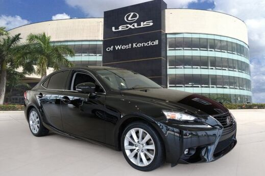 2016 Lexus IS 200t 200t Miami FL