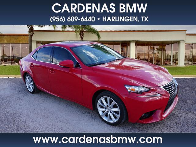 2016 Lexus IS 200t Base Harlingen TX