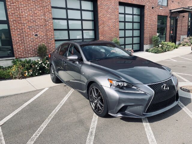 2016 Lexus IS 200t Bountiful UT