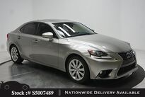 Lexus IS 200t CAM,SUNROOF,CLMT STS,17IN WHLS 2016