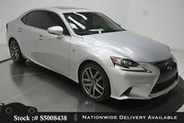 Lexus IS 200t CAM,SUNROOF,CLMT STS,18IN WLS,BLIND SPOT 2016
