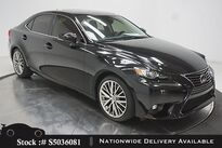 Lexus IS 200t CAM,SUNROOF,CLMT STS,18IN WLS,HID LIGHTS 2016
