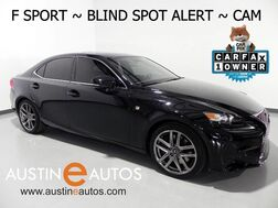 2016_Lexus_IS 200t_*F SPORT, BLIND SPOT ALERT, BACKUP-CAMERA, CLIMATE SEATS, MOONROOF, BLUETOOTH PHONE & AUDIO_ Round Rock TX