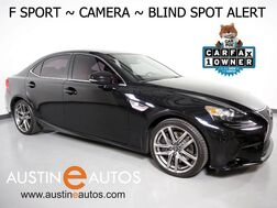 2016_Lexus_IS 200t_*F SPORT PKG, BLIND SPOT ALERT, BACKUP-CAMERA, MOONROOF, CLIMATE SEATS, BLUETOOTH PHONE & AUDIO_ Round Rock TX