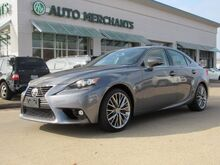 2016_Lexus_IS_200t ,LEATHER SEATS, SUN ROOF, HEATED FRONT SEATS, NAVIGATION SYSTEM_ Plano TX