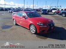 2016_Lexus_IS 200t_Luxury_ Elko NV