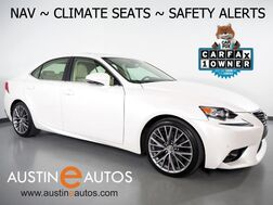 2016_Lexus_IS 200t_*NAVIGATION, PRE-COLLISION ALERT, BLIND SPOT ALERT, BACKUP-CAMERA, ADAPTIVE CRUISE, MOONROOF, CLIMATE SEATS, BLUETOOTH PHONE & AUDIO_ Round Rock TX