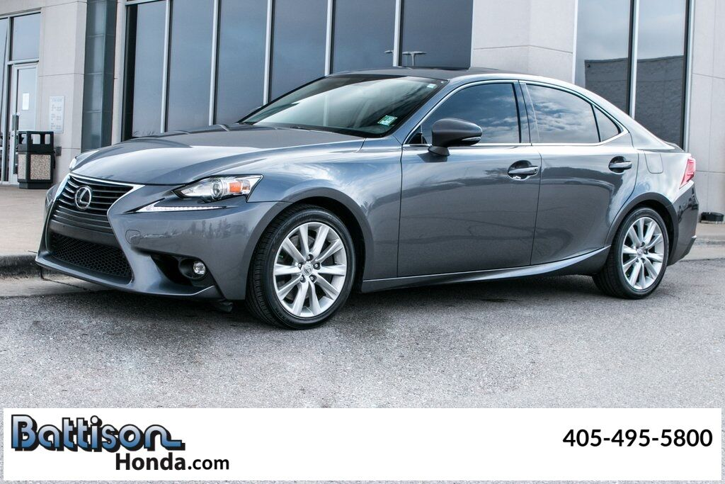 2016_Lexus_IS_200t_ Oklahoma City OK