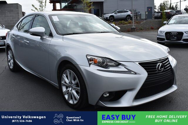2016 Lexus IS 200t Seattle WA
