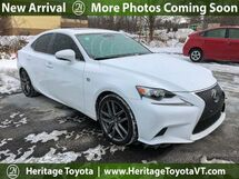 2016 Lexus IS 300  South Burlington VT