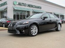 2016_Lexus_IS_300 AWD 3.5L 4CYL AUTOMATIC, SUNROOF, BACK-UP CAMERA, BLUETOOTH AUDIO AND TELEPHONE, HTD/CLD SEATS_ Plano TX