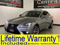 Lexus IS 300 AWD NAVIGATION SUNROOF BLIND SPOT ASSIST HEATED COOLED LEATHER SEATS REAR C 2016