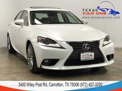 2016_Lexus_IS 300_AWD PREMIUM PKG NAVIGATION BLIND SPOT SUNROOF LEATHER REAR CAMER_ Carrollton TX