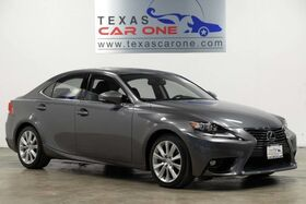 2016_Lexus_IS 300_AWD SUNROOF LEATHER HEATED AND VENTILATED SEATS KEYLESS START BL_ Carrollton TX