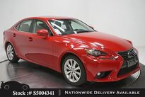 Lexus IS 300 CAM,SUNROOF,CLMT STS,KEY-GO,17IN WLS 2016