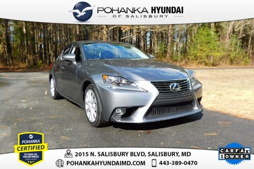 2016_Lexus_IS_300 **ONE OWNER**_ Salisbury MD