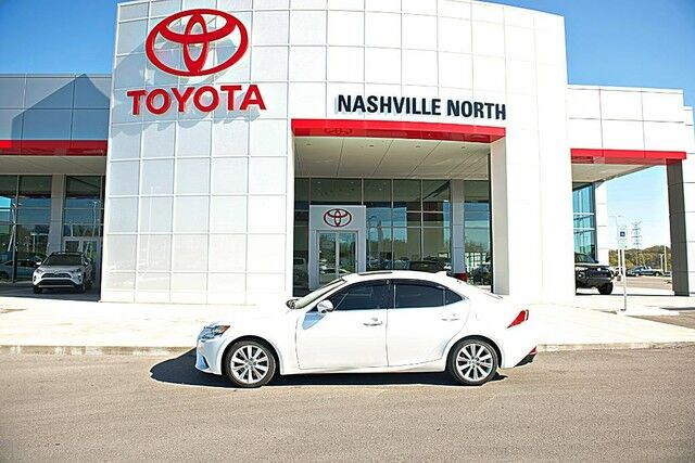 2016 Lexus IS 300 SPORT Nashville TN