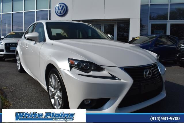 2016 Lexus IS 300 White Plains NY