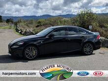 2016_Lexus_IS 350__ Eureka CA