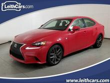 2016_Lexus_IS 350_4dr Sdn RWD_ Cary NC