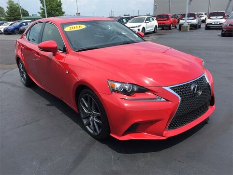2016_Lexus_IS 350_AWD_ Evansville IN