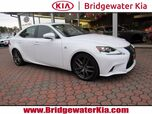 2016 Lexus IS 350 AWD F Sport Sedan,