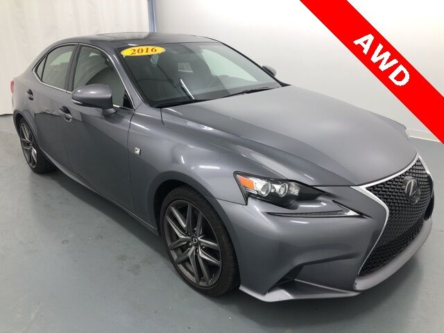 2016 Lexus IS 350 AWD Holland MI