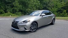 Lexus IS 350 F-SPORT / NAV / SUNROOF / BSM / CAMERA 2016