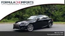 Lexus IS 350 F-SPORT / NAV / SUNROOF / BSM / CAMERA / VENT SEATS 2016
