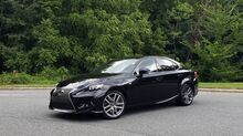 2016_Lexus_IS 350_F-SPORT / NAV / SUNROOF / BSM / CAMERA / VENT SEATS_ Charlotte NC